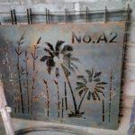Pekerjaan CNC Plasma Perum Arjuna Banaran Kediri