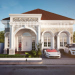 Rumah Modern Klasik