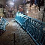 Pengerjaan Pegangan Tangga dan Railing Balkon